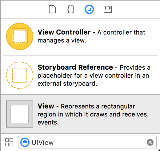 Add UIView to view controller