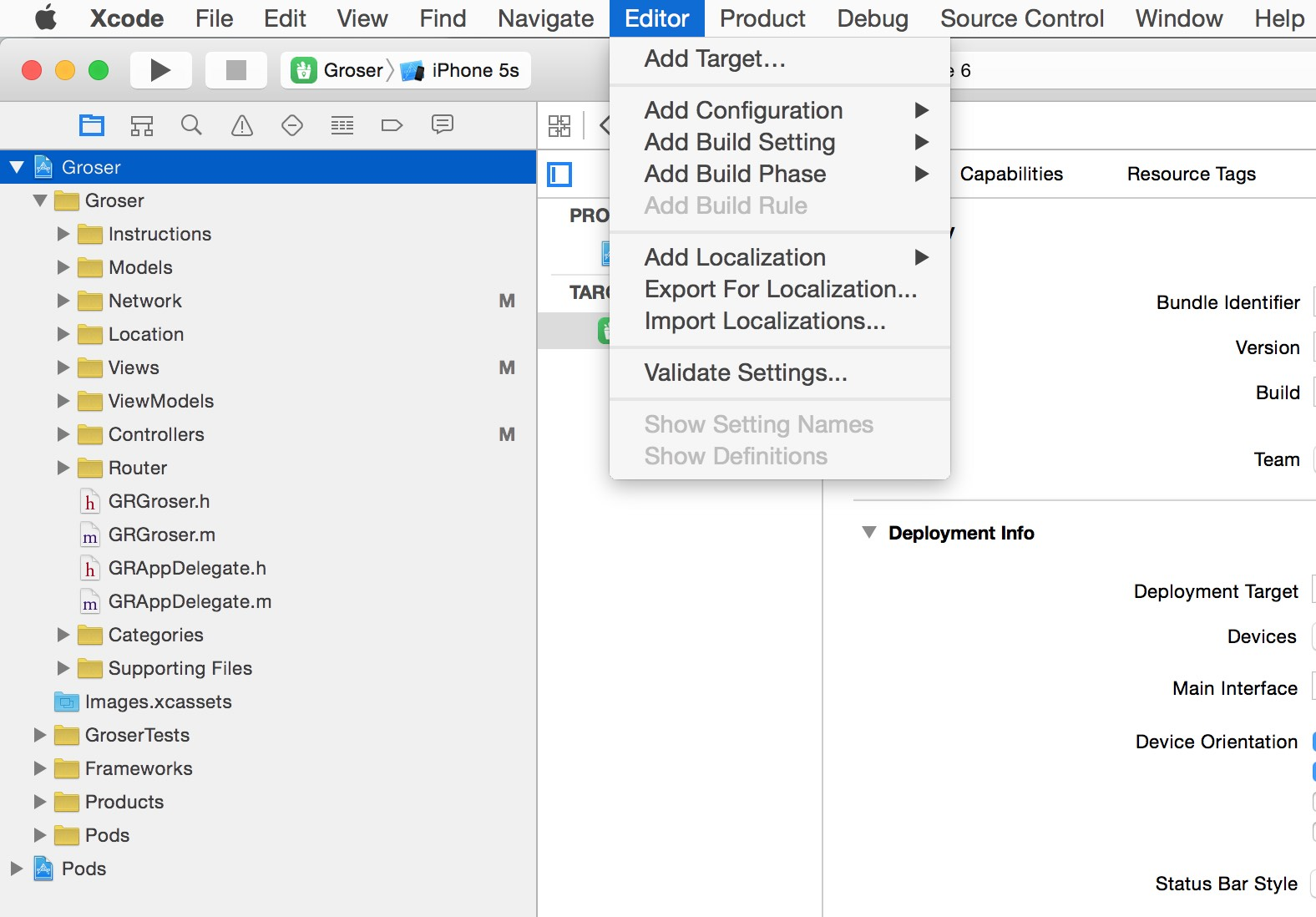 Automating App Store screenshots generation with Fastlane